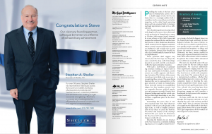 The Legal Intelligencer Lifetime Achievement Award Stephen Sheller Top Verdicts & Settlements