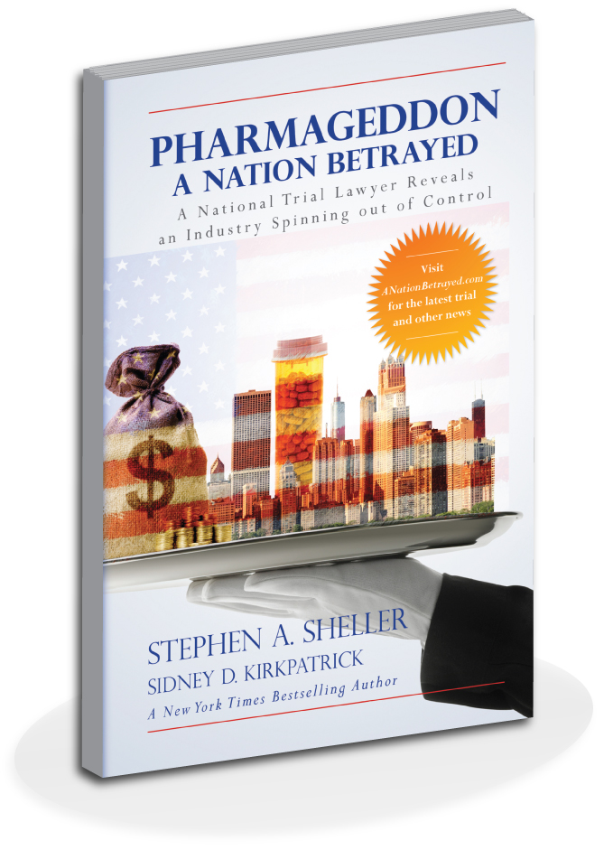 Pharmageddon A Nation Betrayed Chapter 1 By Stephen Sheller