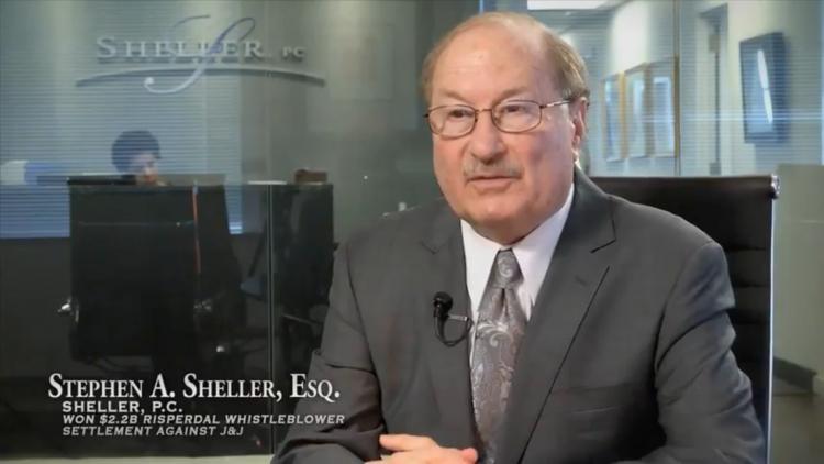 Sheller Risperdal interview